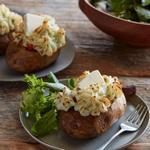Пастуший пирог в «горшочках» из картофеля