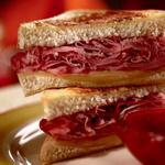 Сэндвич «Монте-Кристо» с острым чатни