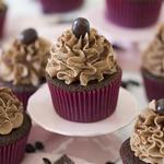 Шоколадно-кофейные капкейки «Эспрессо»