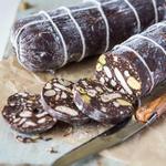 Шоколадная колбаса «Салями»