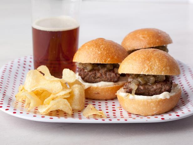 Фото Гамбургеры к ужину