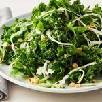 Салат из белокочанной и листовой капусты