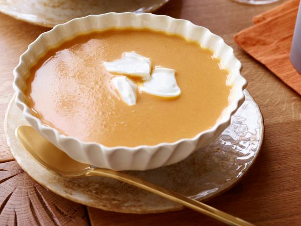 Фото Крем-суп из батата
