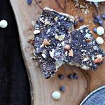 Конфеты с ирисом и орехами