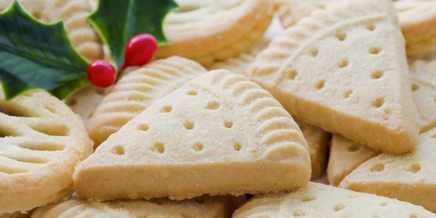 Фото Традиционное шотландское печенье «Шортбред»