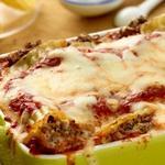 Паста маникотти с говядиной и сыром