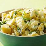 Картофельный салат - классический