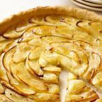 Яблочный тарт - классический