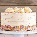 Классический ванильный сливочный крем для торта