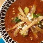 Тортилья-суп - классический
