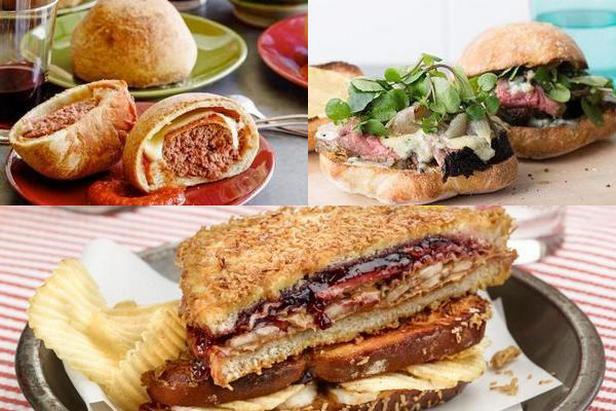 Фото Лучшие рецепты сэндвичей