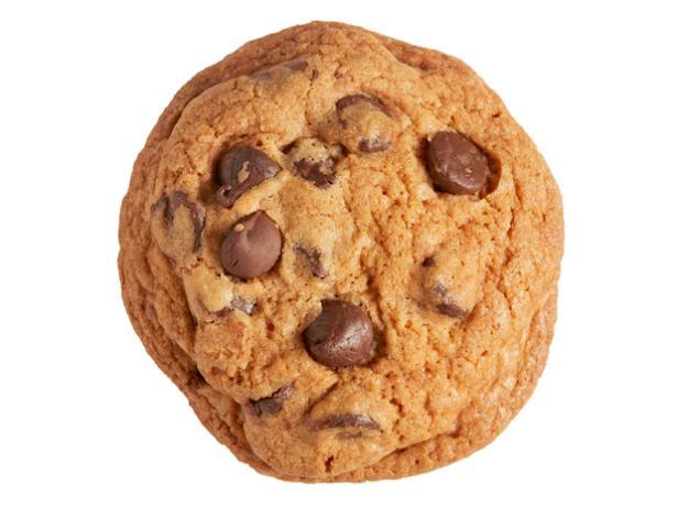 Фото Американское печенье с кусочками шоколада