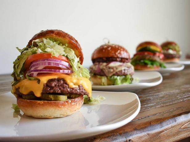 Фото Лучшие рецепты чизбургеров
