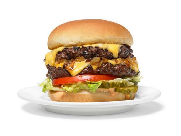 Гамбургеры «Энимал стайл»