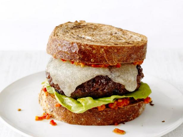 Гамбургеры по-барселонски