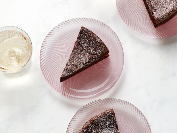 Фото Шоколадный торт без муки от Джулии Чайлд