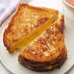 Горячие сэндвичи с сыром