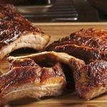 Свиные ребрышки в фольге в духовке