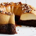 Торт шоколадный с суфле «Флан»