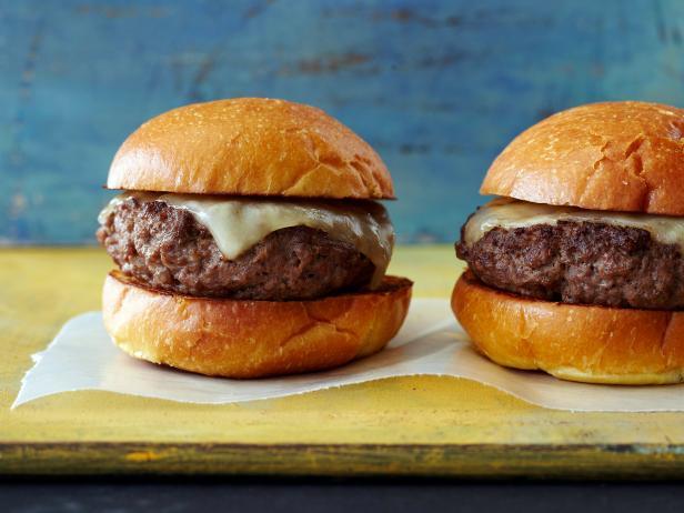 Фото Идеальный бургер из говядины
