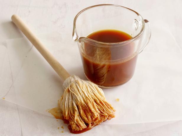 Фото Сидровый моп для барбекю (соус для запекания)