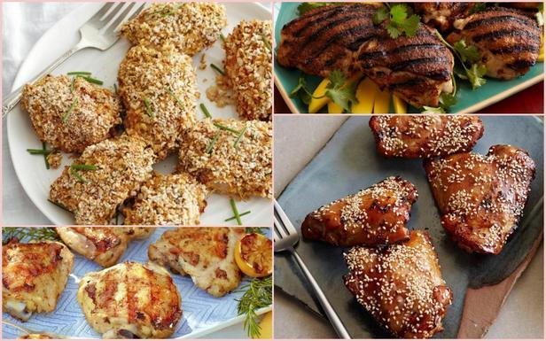 Фото Лучшие рецепты блюд из куриных бедер