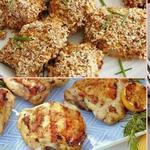 Лучшие рецепты блюд из куриных бедер