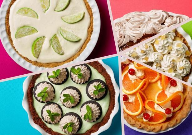 Фото 6 пирогов, навеянные классическими алкогольными коктейлями