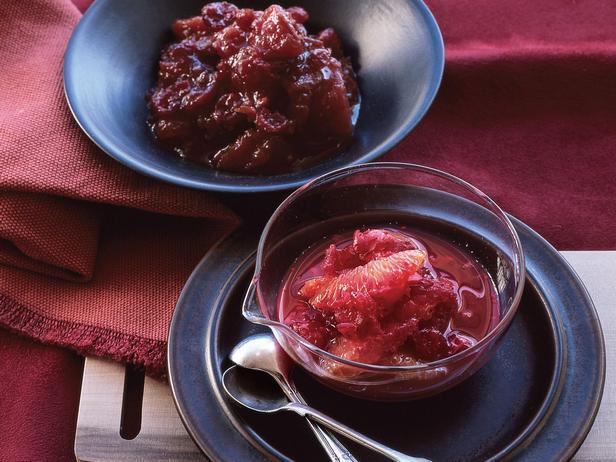 Соус из клюквы для мяса рецепт с фото