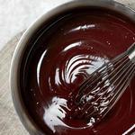 Ганаш из шоколада