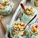 Макаронный салат: конструктор салата по ингредиентам