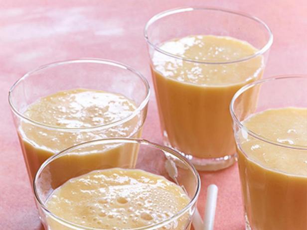 Коктейль «Батидос с манго и гуавой»