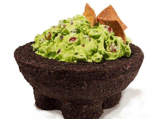 Торт «Гуакамоле»