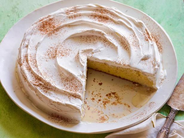 Торт «Три молока» классический