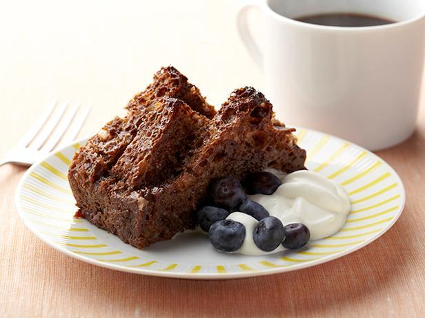 Фото Шоколадные французские тосты (Пан пердю)
