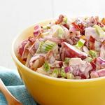 Супер-пикантный картофельный салат