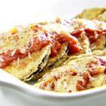 Баклажаны в хрустящей корочке с сыром