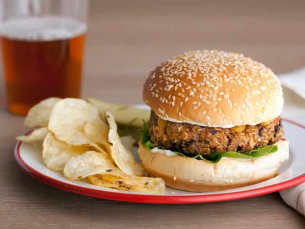 Фото Вегетарианские котлеты «Морган»