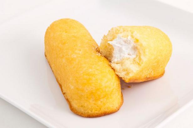 Фото Бисквитные пирожные «Твинки»