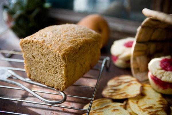 Фото Простой рецепт хлеба Анадама
