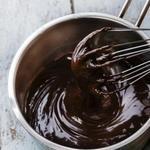 Шоколадно-кофейный крем ганаш