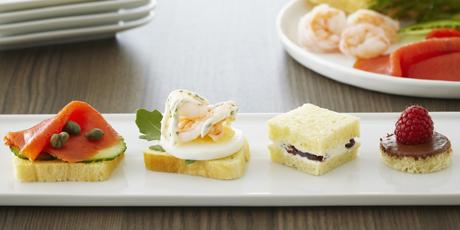 Фото Чайные сэндвичи с булочками бриош: 4 рецепта