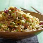 Капустный салат в азиатском стиле