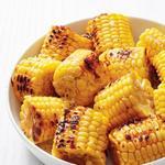 Кукуруза в початках с лимонным перцем на гриле