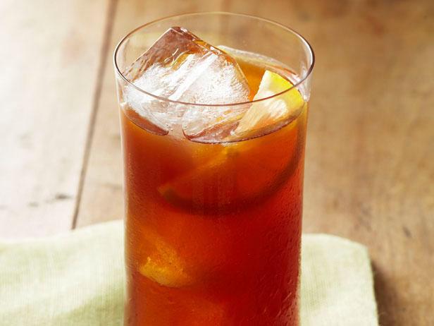 Фото Холодный чай с виски