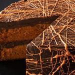 Морковный торт с шоколадным кремом