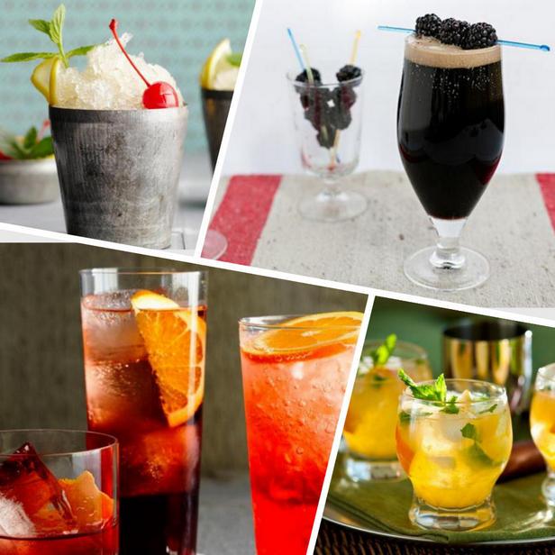 Фото Рецепты летних напитков и коктейлей