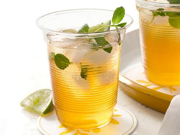 Фото - Чай со льдом «Мохито»
