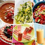 Рецепты летних блюд без термической обработки