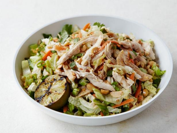 Фото - Куриный салат по-азиатски